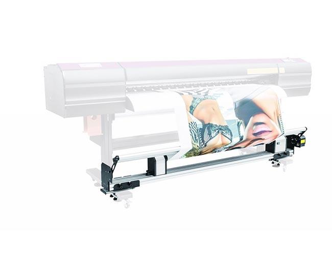 全自动写真机卷纸器/收纸器